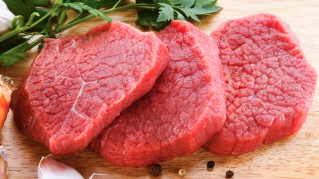 В каком мясе содержится наибольшее количество холестерина