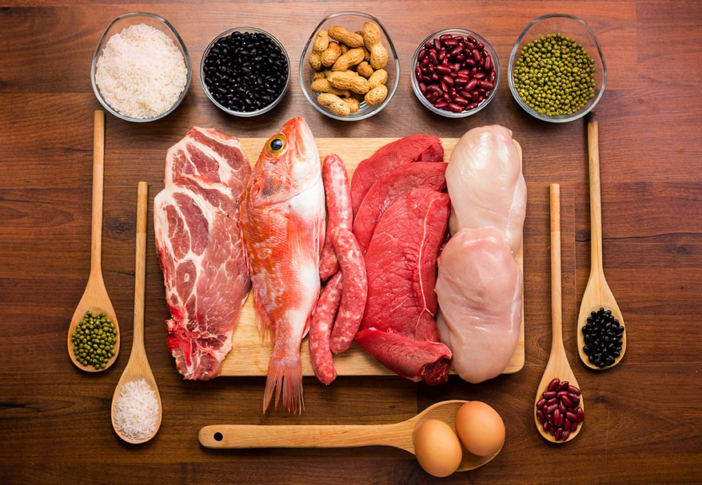 Таблица продуктов, содержащих холестерин