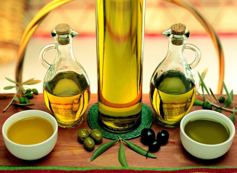 Натуральное оливковое масло позволяет справиться с болезнями сердца и сосудов