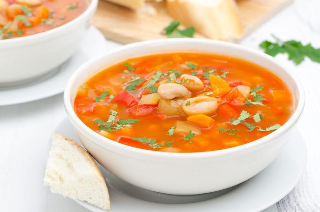 Какие супы можно есть при повышенном холестерине?