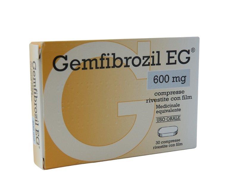 Снижаем холестерин при помощи Гемфиброзила